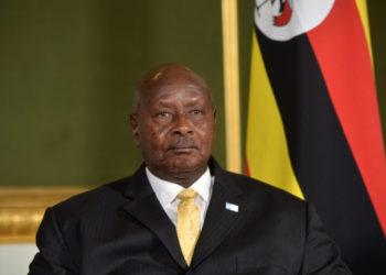 Uganda's President Declares His 'Love' of Trump