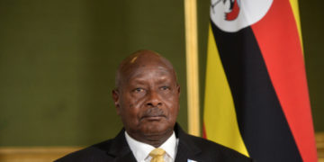 Uganda's President Declares His 'Love' of Trump