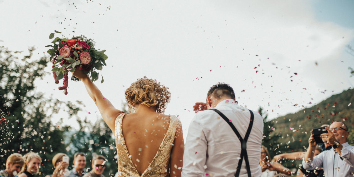 Up-And-Coming 2018 Wedding Trends