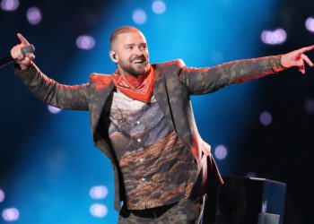 Nostalgia takes over as Justin Timberlake performs at Super Bowl LII