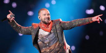 Nostalgia takes over as Justin Timberlake performs at Super Bowl LII