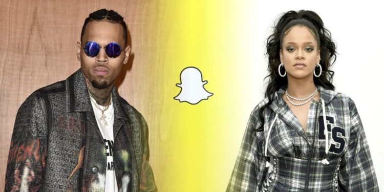 Snapchat Apologizes To Rihanna For Trivializing Chris Brown Domestic Abuse Incident