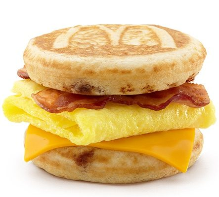 The popular breakfast sandwich may soon make its way onto dinner tables.