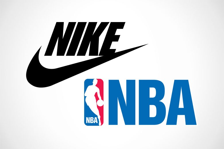 nike signs 8 year deal with nba logo to appear on jerseys. Black Bedroom Furniture Sets. Home Design Ideas