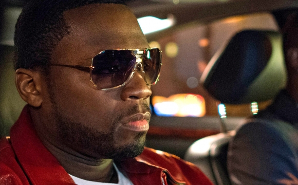 50 Cent portrays the ruthless Kanan.