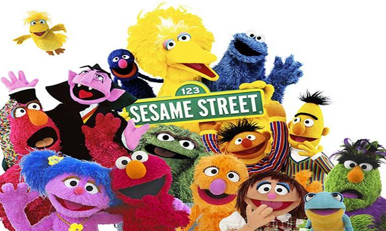 Sesame Street HBO