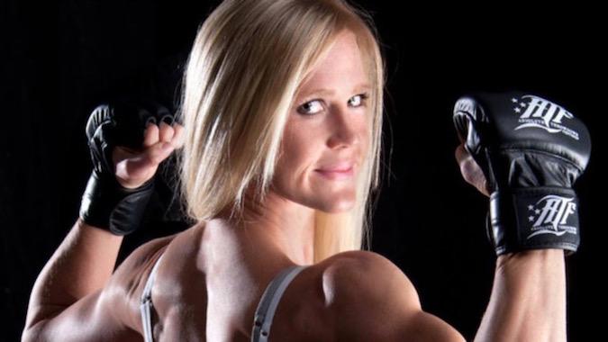 Holly Holm KOs Ronda's Legacy