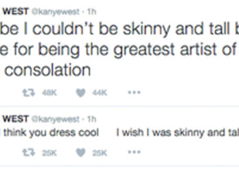 Kanye West goes in on Wiz Khalifa (Image: Twitter)
