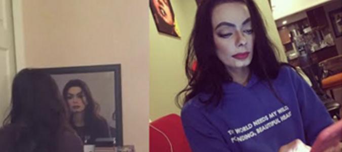 Meet the Woman Behind the Viral Michael Jackson Look-Alike Photo