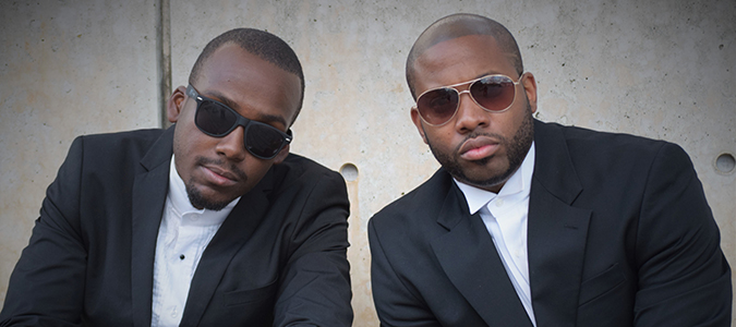 3 Bubble & J.Gray are Southern hip-hop's latest great duo. (Image: Courtesy of 3Bubble & J.Gray)