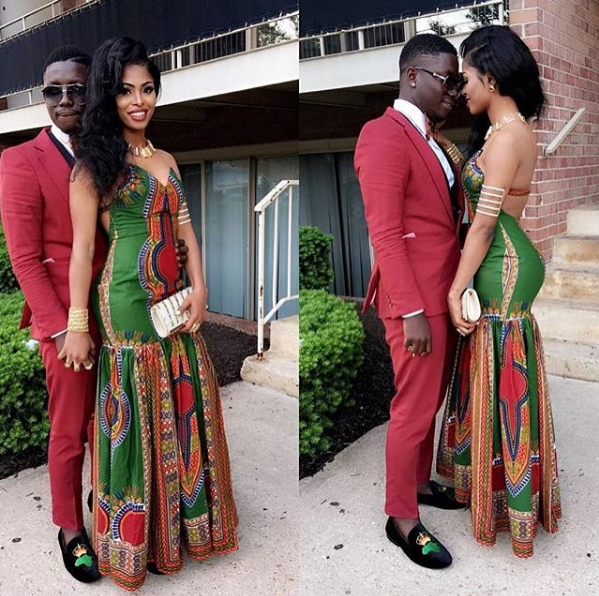 Slay The Best African Inspired Prom Outfits 2016 The