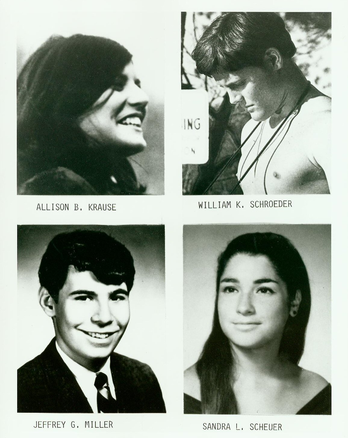 the murdered 4