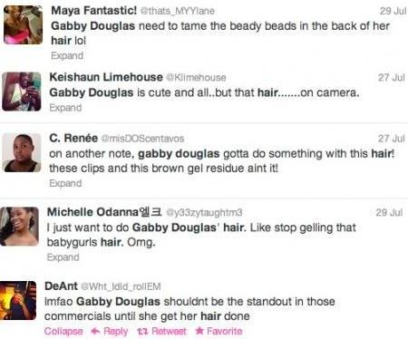 gabby douglas twitter