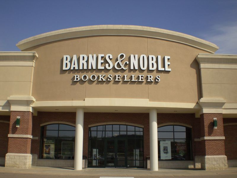 10 Reason Why Barnes and Noble Surpasses The Library