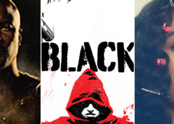 Luke Cage BLACK Solange Knowles