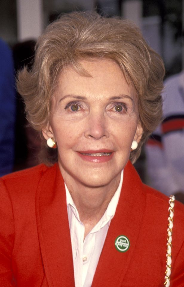 Nancy Regan, (96) the former First Lady and activist died on March 6, 2016.