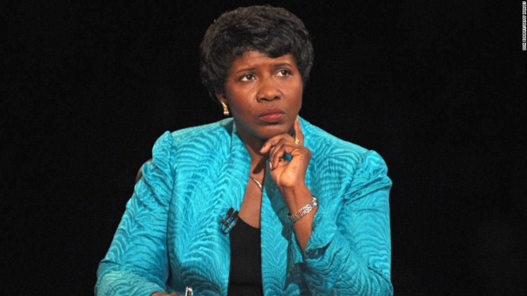 Gwen Ifill (61) the PBS anchor and renowned journalist passed away November 14, 2016 after a battle with cancer.