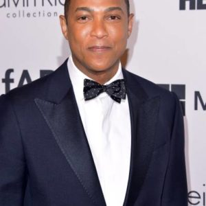 CNN anchor Don Lemon disclosed the fact that he was homosexual in his 2011 memoir, Transparent.