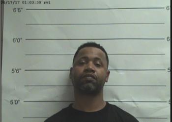 rapper Juvenile's mugshot