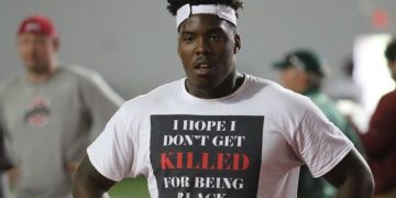 Tyreke Smith I Hope I Don't Get Killed For Being Black Today