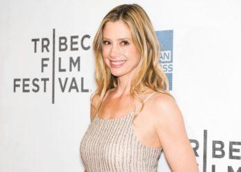 Mira Sorvinno at the  Tribeca Film festival