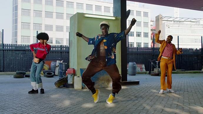 Video Still of 'Like Sugar'
