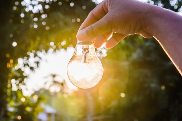 solar lightbulb