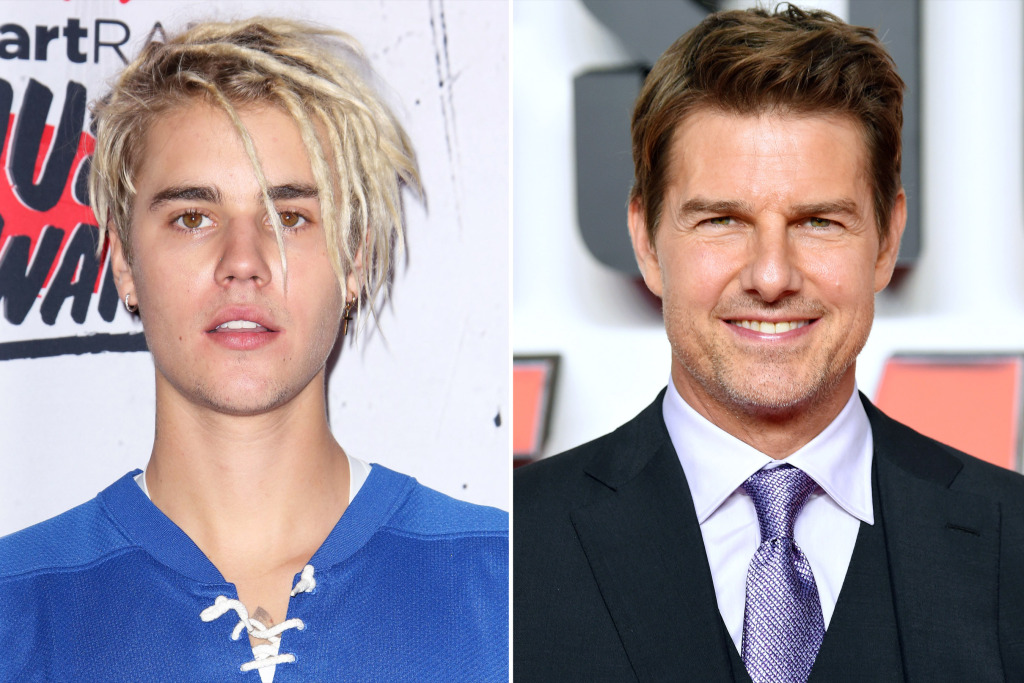Justin Bieber wants Tom Cruise in a UFC Octagon ...