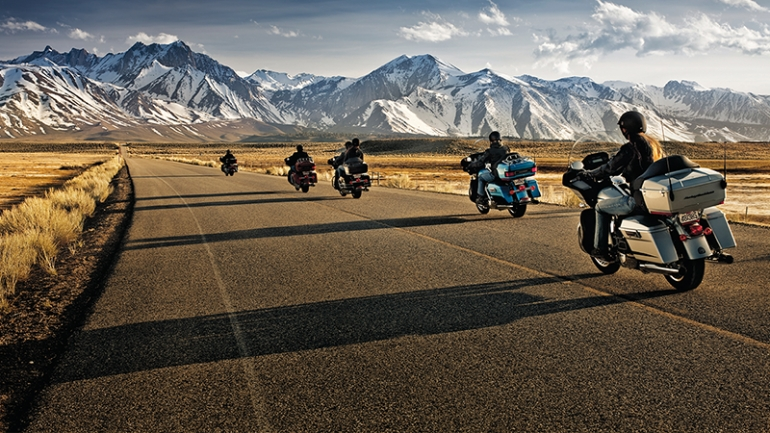 Important Tips for Your First Motorcycle Road Trip