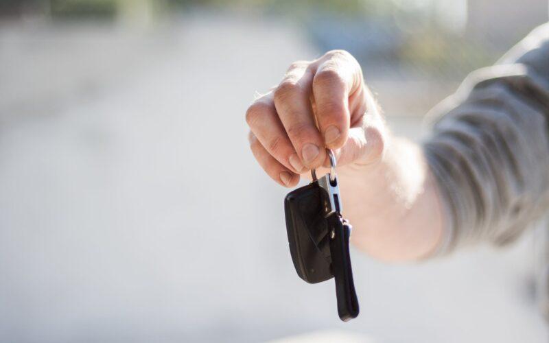 car driving keys repair
